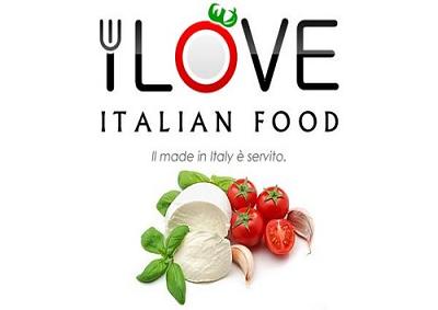 I love italian food: i fan cibo tricolore si ritrovano sul Web