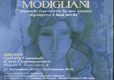 Mostre: Arezzo racconta Amedeo Modigliani e la vita parigina