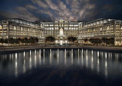 Moda: apre a Dubai Palazzo Versace, hotel lusso e residenze