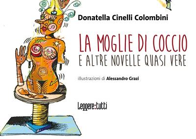 Dalla vigna alla penna, novelle di Donatella Cinelli Colombini