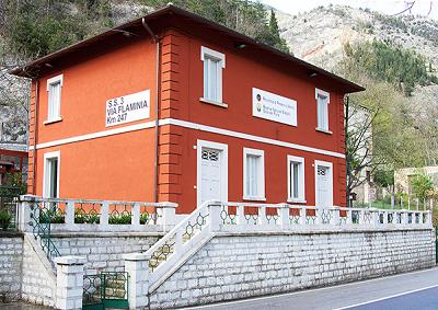 Via a valorizzazione case cantoniere Anas come brand Italia