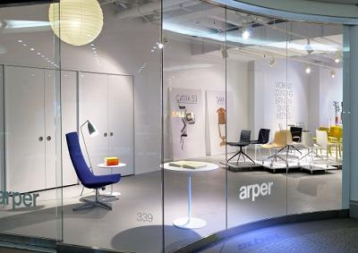 La trevigiana Arper debutta a New York con nuovo showroom