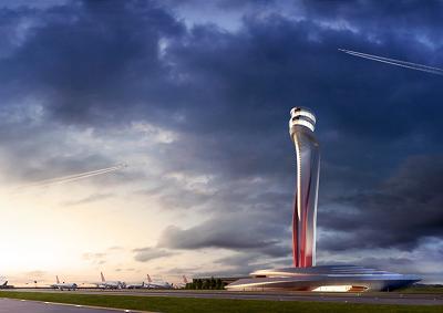 AECOM e Pininfarina vincono concorso per nuovo aeroporto di Istanbul