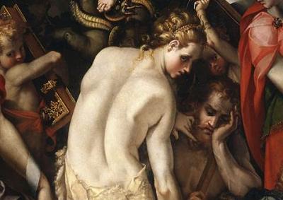 Firenze, Galleria dell'Accademia, mostra Carlo Portelli