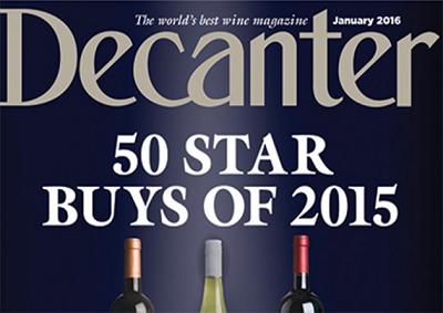 Allegrini nella Top 10 di Decanter 50 star buys