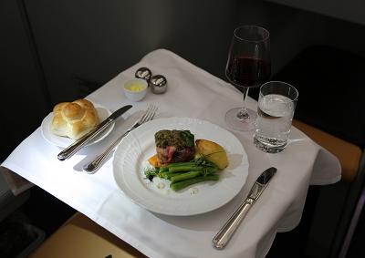 Alitalia è Best Airline Cuisine per qualità menu di bordo