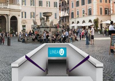 Linea U a Roma, esperimento di Uber per mobilità partecipata