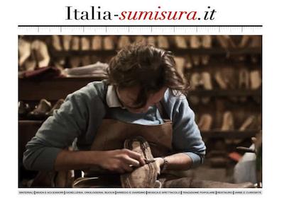 Nasce Italia su misura, guida sui 100 migliori artigiani