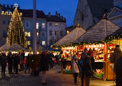 La rapida crescita dei Mercatini di Natale