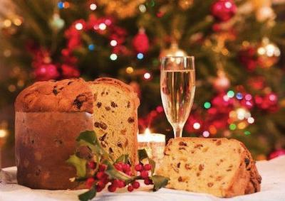 Natale con il pranzo dimezza-calorie che salva il panettone