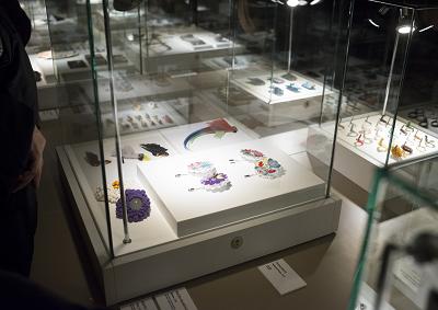 Museo del gioiello di Vicenza: Skin la superficie del gioiello