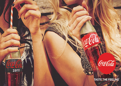 Coca-Cola: Taste the Feeling via a marketing globale one brand