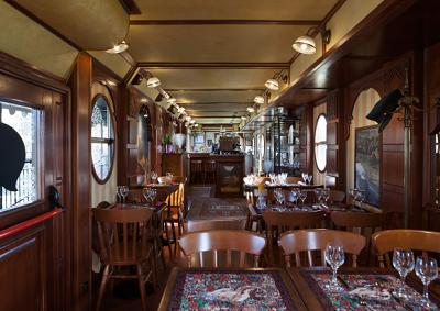 FuoriBinario Bistrot: il treno dei desideri gastronomici