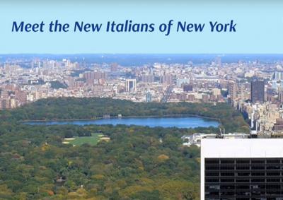 Italia incontra italiani di New York con Meet the New Italians