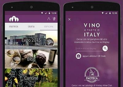 Mediastars premia app Vino per conoscere migliori vini italiani