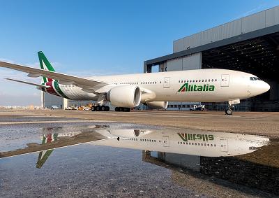 L'Alitalia lancia nuovo lungo raggio Roma-Città del Messico