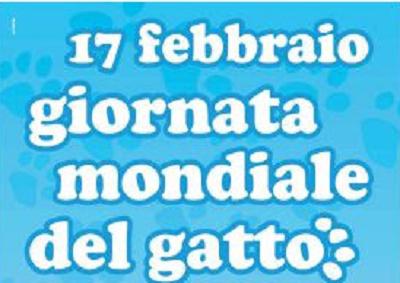 17 febbraio, Giornata Mondiale del Gatto