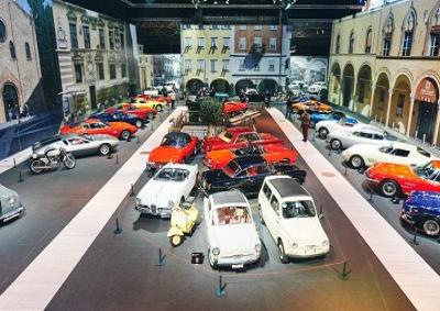 Le auto italiane ammirate da 40 mila visitatori a Bruxelles