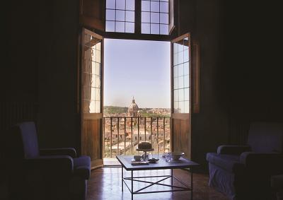 Apre Colbert, l'esclusivo bistrot di Villa Medici a Roma
