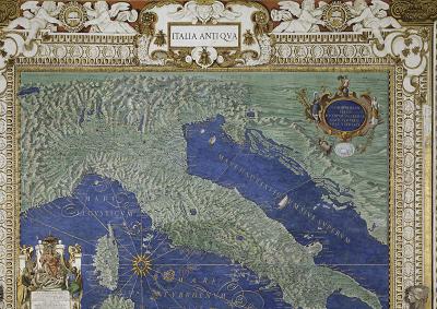 Torna a splendere Galleria delle Carte Geografiche in Vaticano