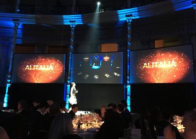 """Alitalia è il """"Miglior Vettore Voli Nazionali"""""""