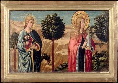 Benozzo Gozzoli torna nella Pinacoteca di San Gimignano