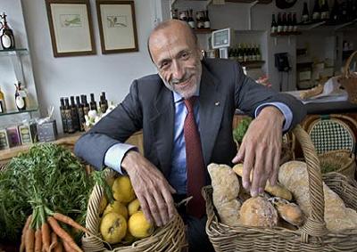 Carlo Petrini  Ambasciatore FAO per Fame Zero