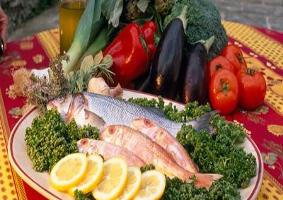 Salute: italiani più sani per ritorno alla Dieta Mediterranea
