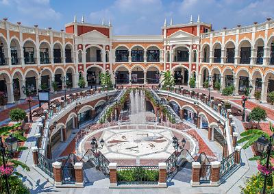 In Cina 2 nuovi Florentia Village luxury outlet per 280 mln