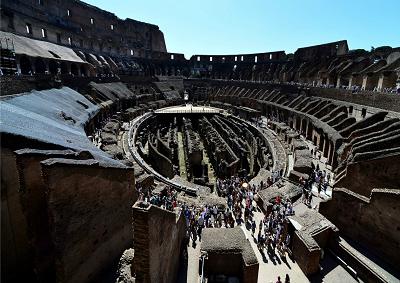 Colosseo: ok prima fase di restauri grazie a Gruppo Tod's