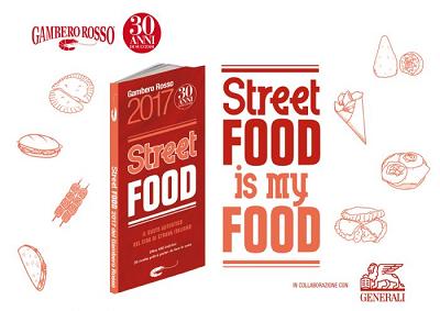 Gambero Rosso porta top del cibo da strada nella Guida 2017