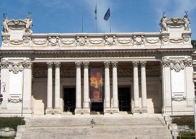 Dopo 6 mesi di lavori riapre nuova Galleria Nazionale di Roma