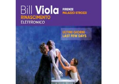 Palazzo Strozzi: Bill Viola Rinascimento elettronico