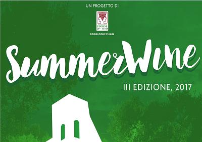 SummerWine 2017, cena gourmet in masseria