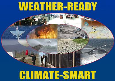 Giornata Mondiale della Meteorologia 2018