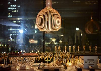 Tokyo: Bottega Gold Night