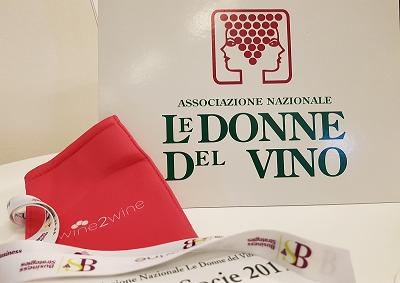 LE DONNE DEL VINO A WINE2WINE: «CHE MANAGER DEL VINO SEI?»