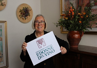 Donatella Cinelli Colombini confermata presidente nazionale delle Donne del Vino