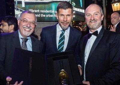 NERO Champagne celebra Cristiano Ronaldo miglior calciatore dell'anno