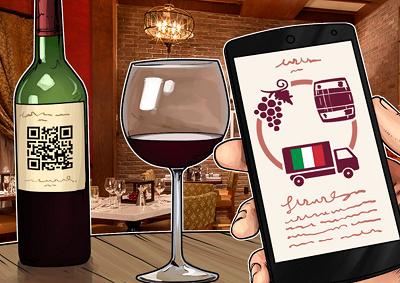 Vino: con blockchain le prime bottiglie certificate e tracciate