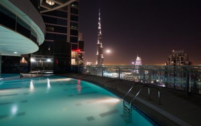 Dubai's property firms cut off elevators, access to gyms, pools to get homeowners to pay fees