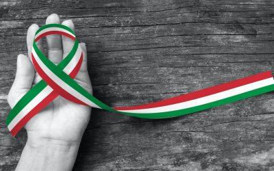 "Italian Republic Day. Let's celebrate our reborn through ""Le Piazze (in)visibili""."