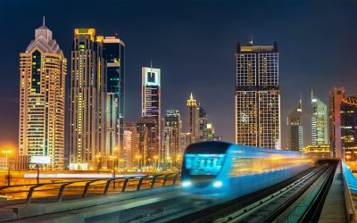Dubai Metro changes the property prices