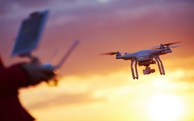 Dubai international centre for drone