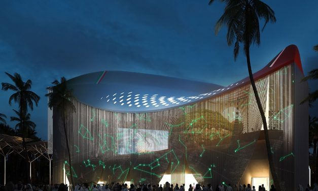 Expo 2020 Italy Pavilion  architecture for a creative and innovative presentation