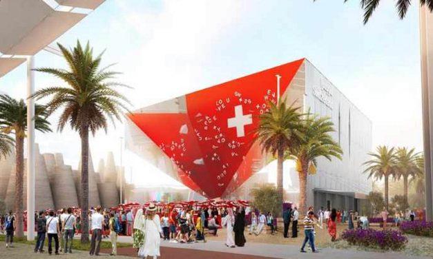 Switzerland to take off for Expo 2020 Dubai