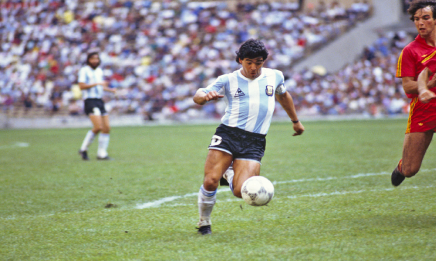 Diego Maradona made us immensely happy. You were the greatest of all