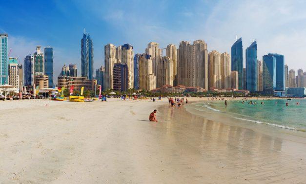 12-km beachfront project in Dubai gets green light