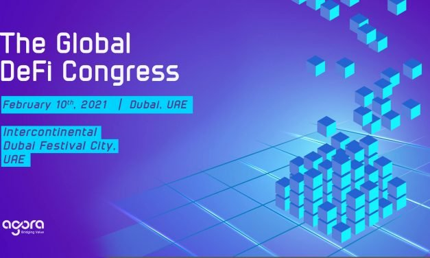 The Global DeFi Congress by Agora Group on Feb. 10 in Dubai