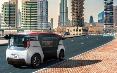 Driverless cars coming soon to Dubai